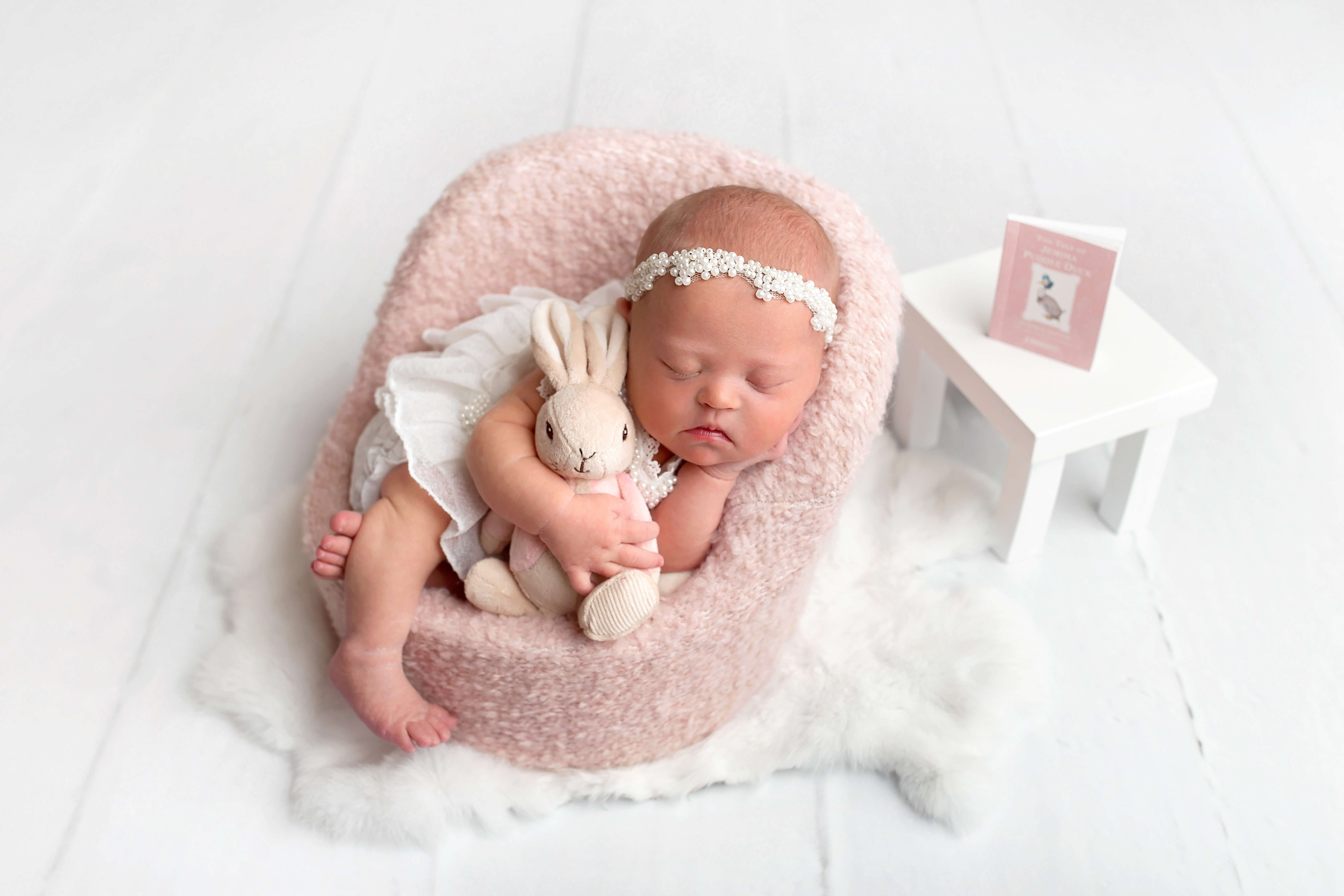 Newborn Session Madeley