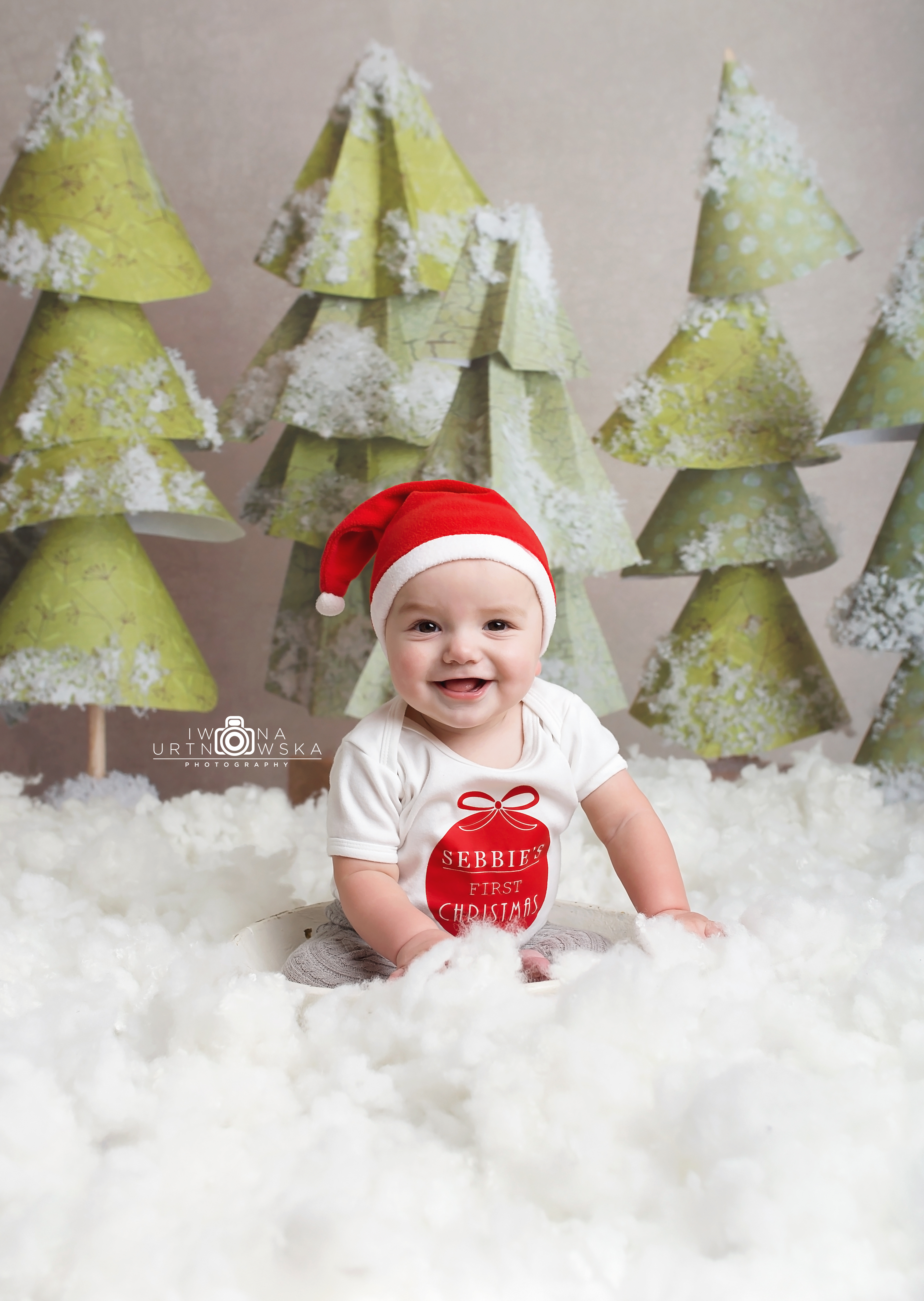Christmas Photo shoot Telford, Shropshire
