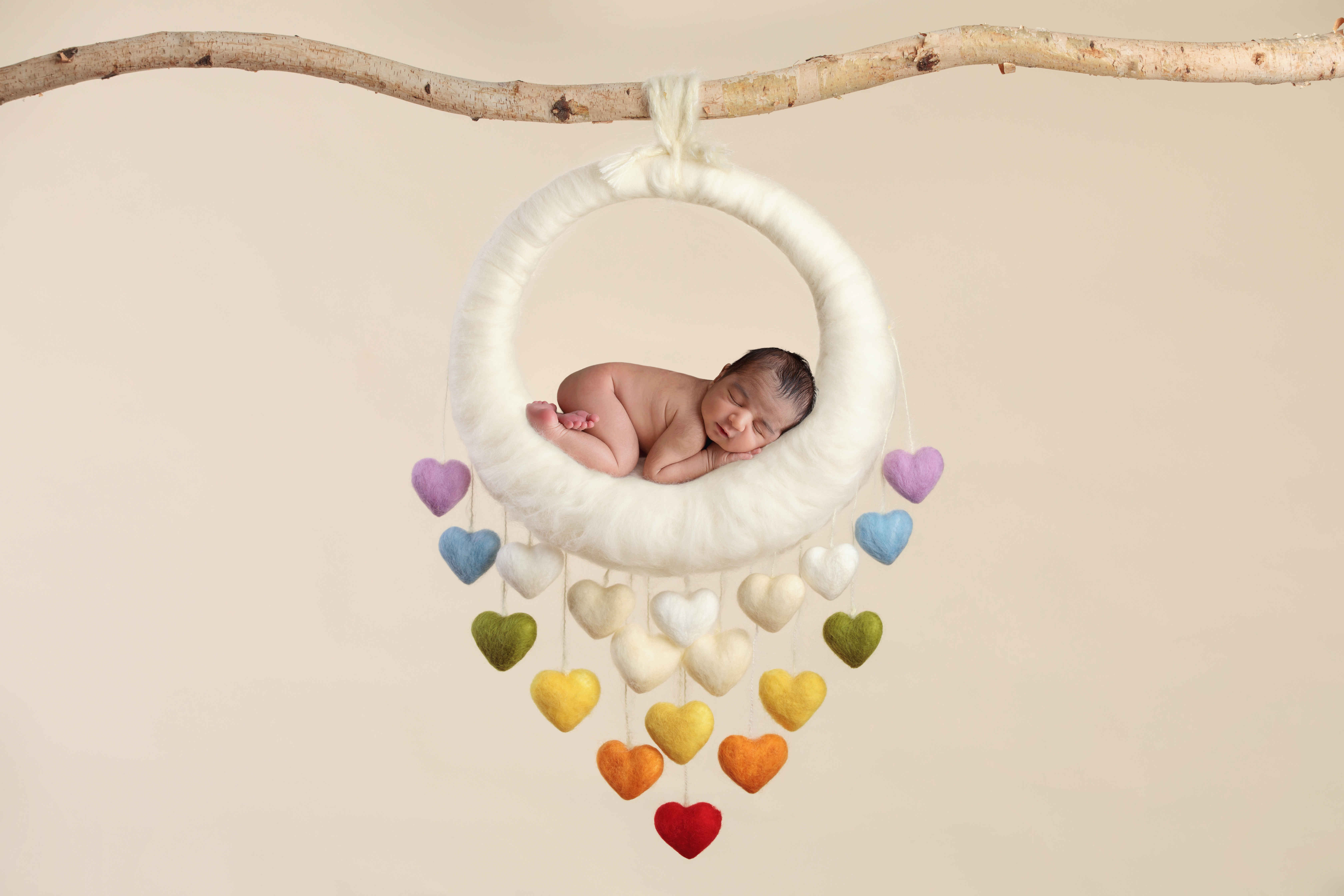 Newborn Shropshire photographer