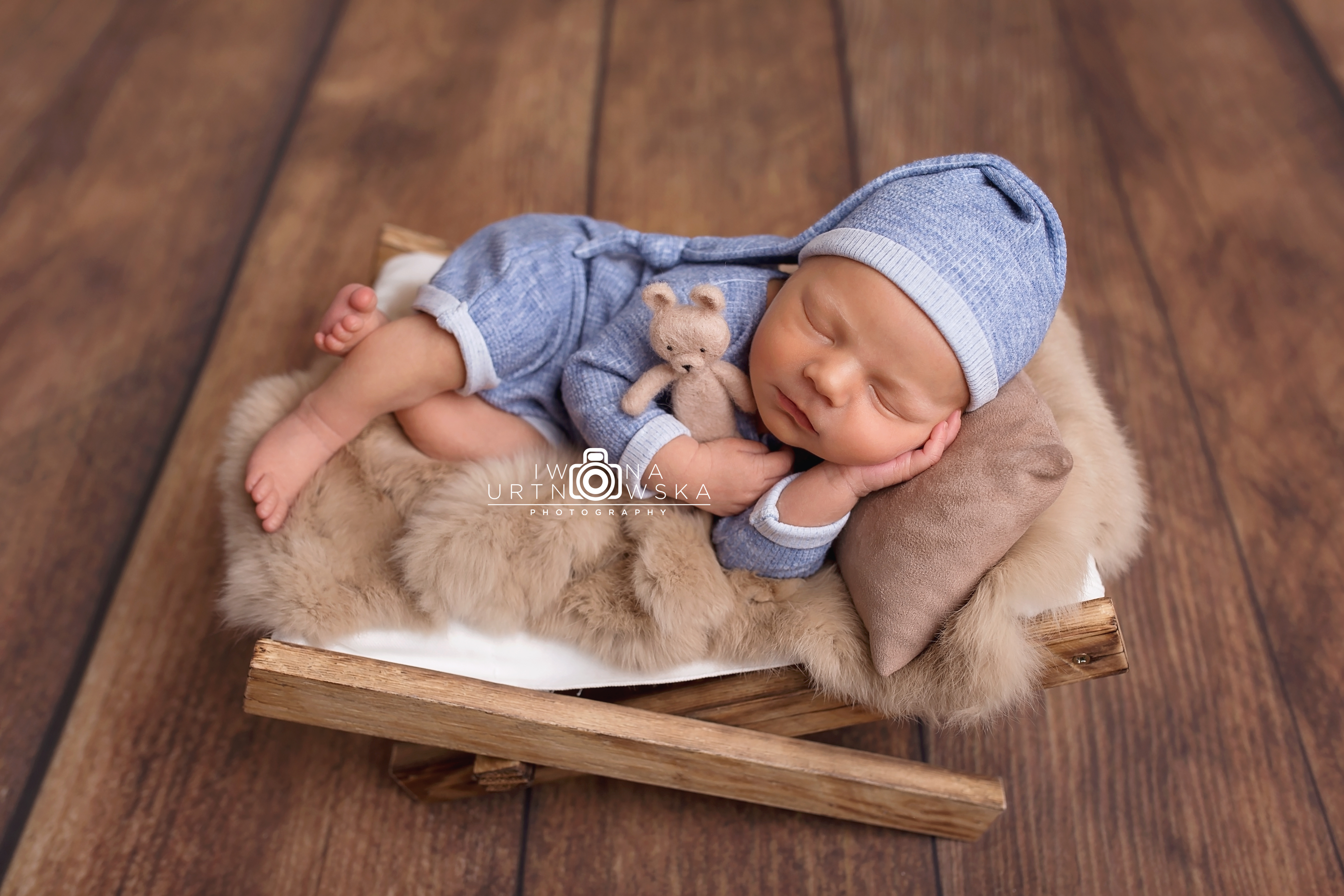 infant professional photography