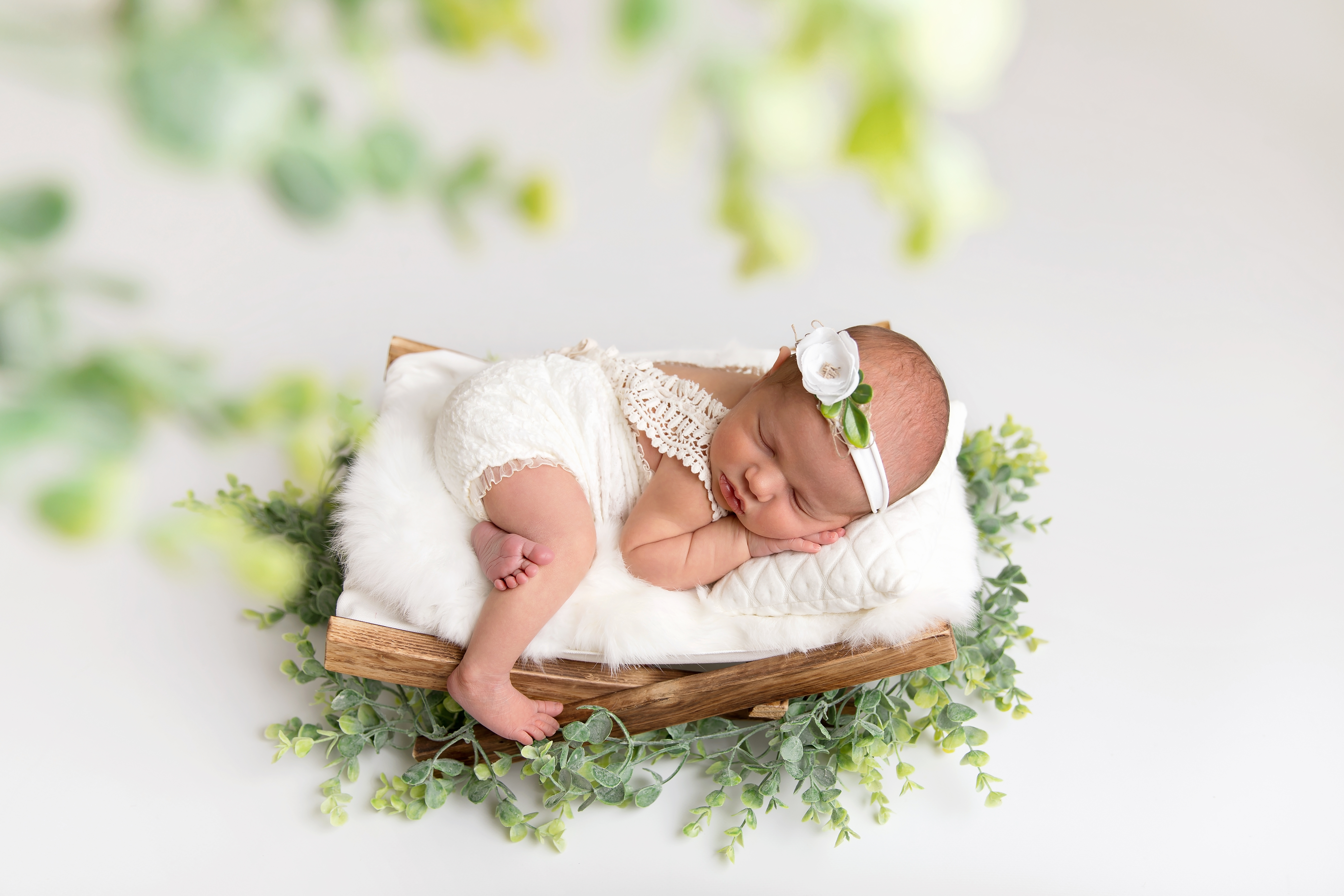 Newborn photographer Shropshire