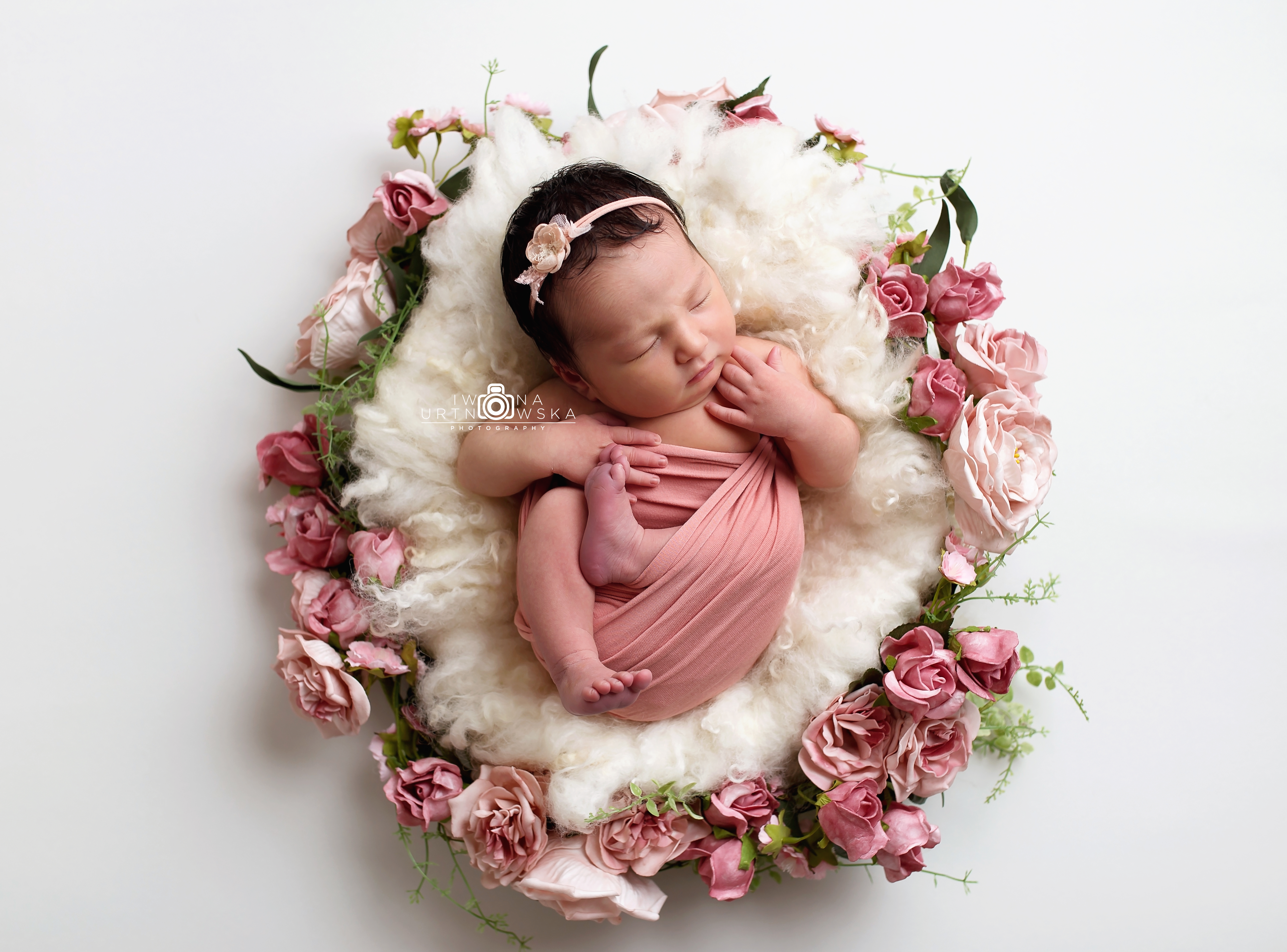 Professional newborn Photographer Telford