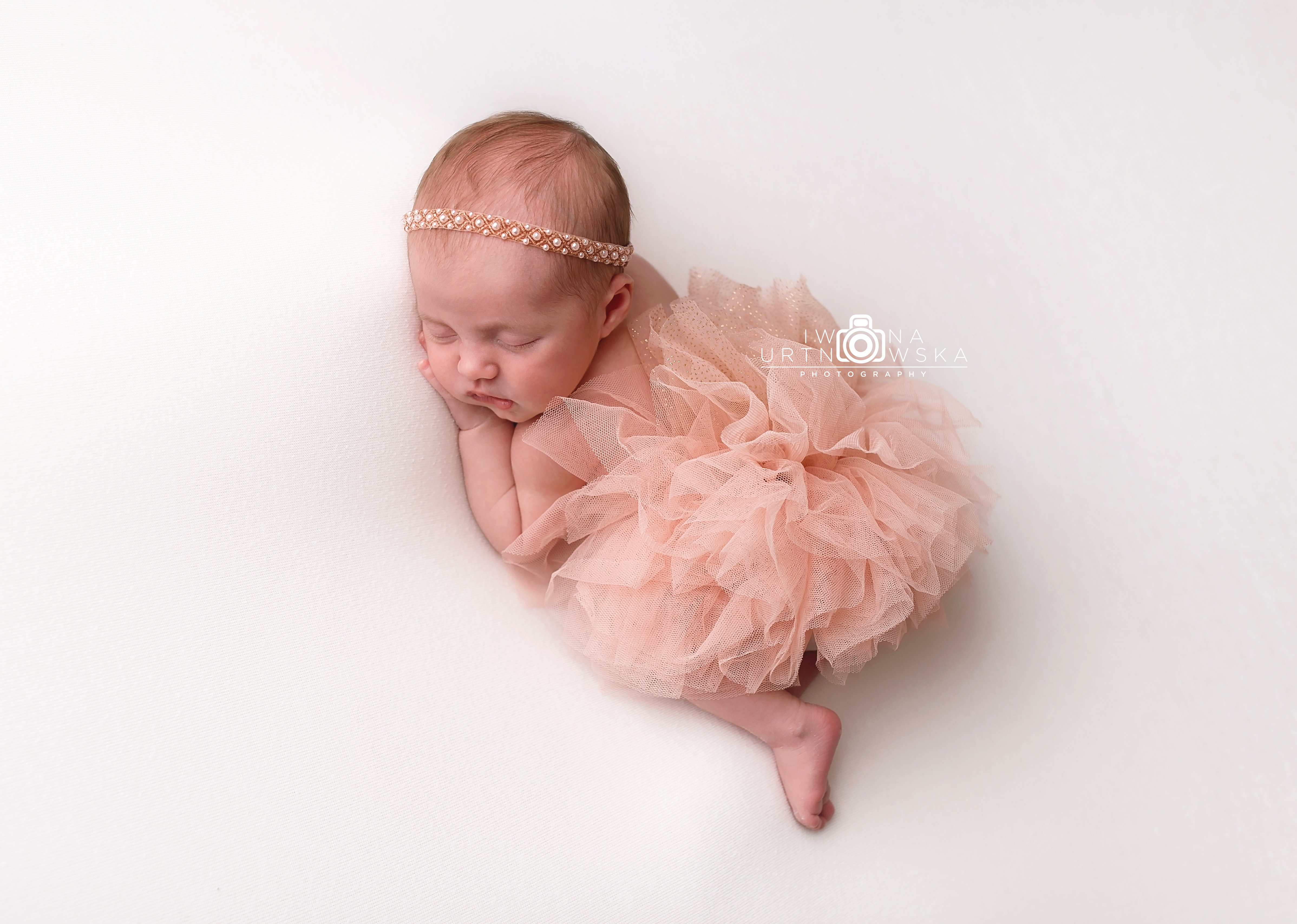 Newborn photo session west midlands