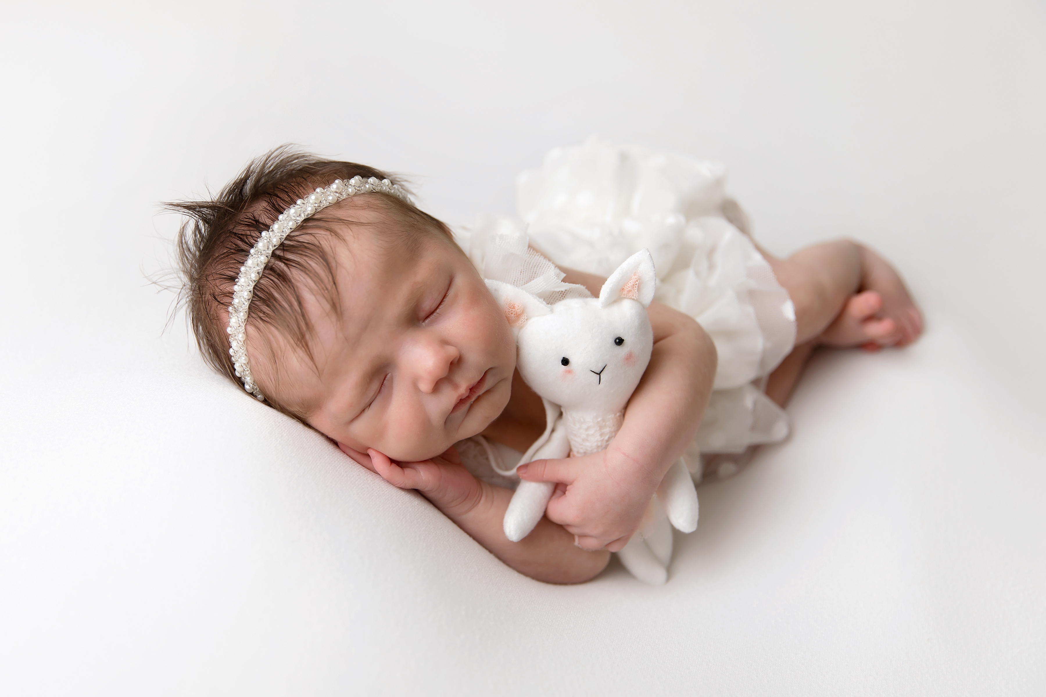Baby girl photo session ideas