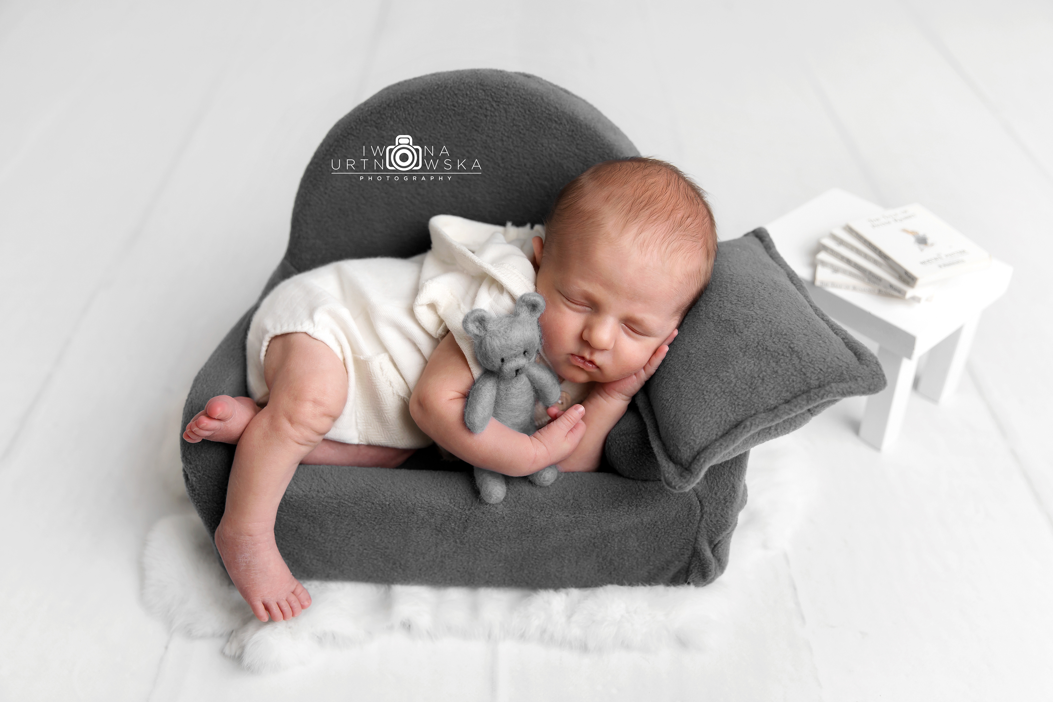 Newborn twins photographer Telford