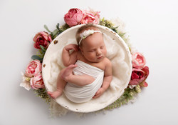 Telford newborn photo shoot