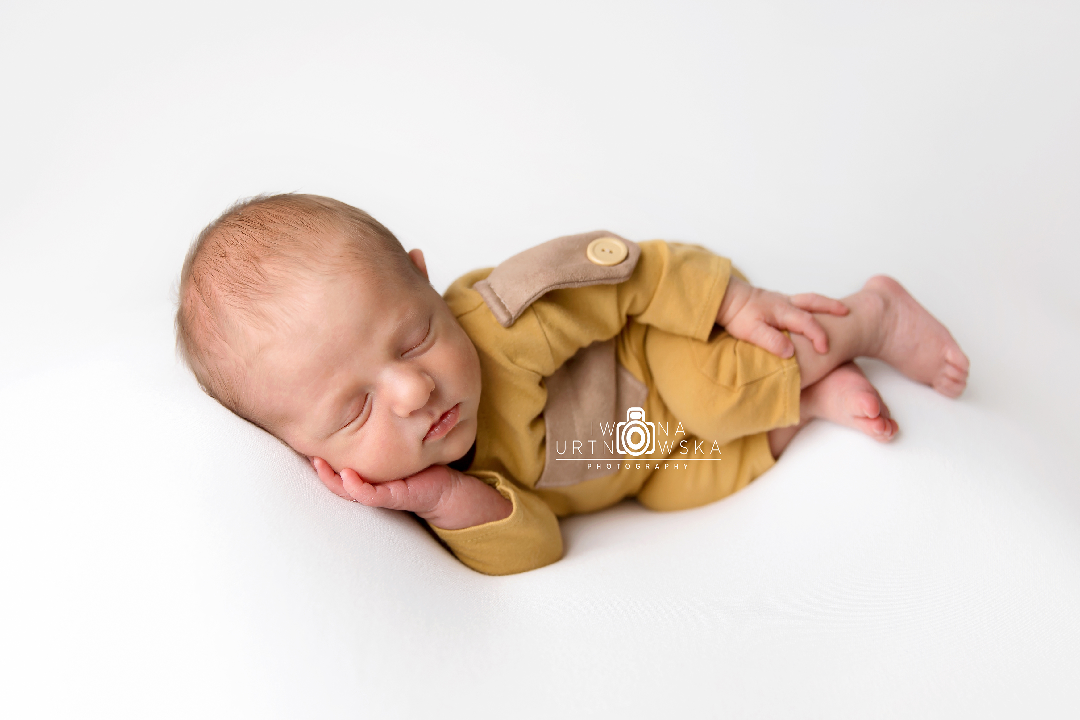 Telford newborn twin photo session