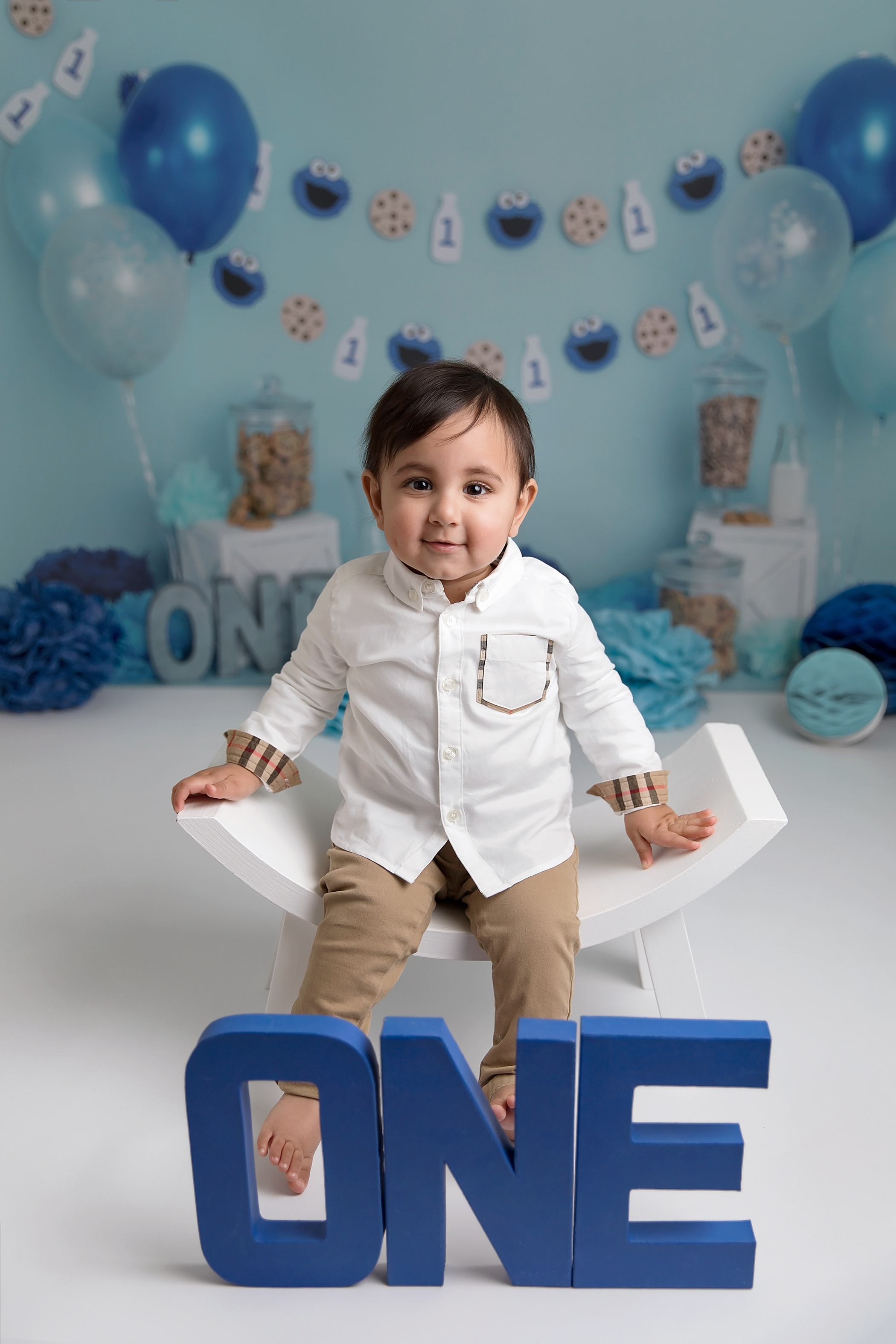 Birthday photo session ideas