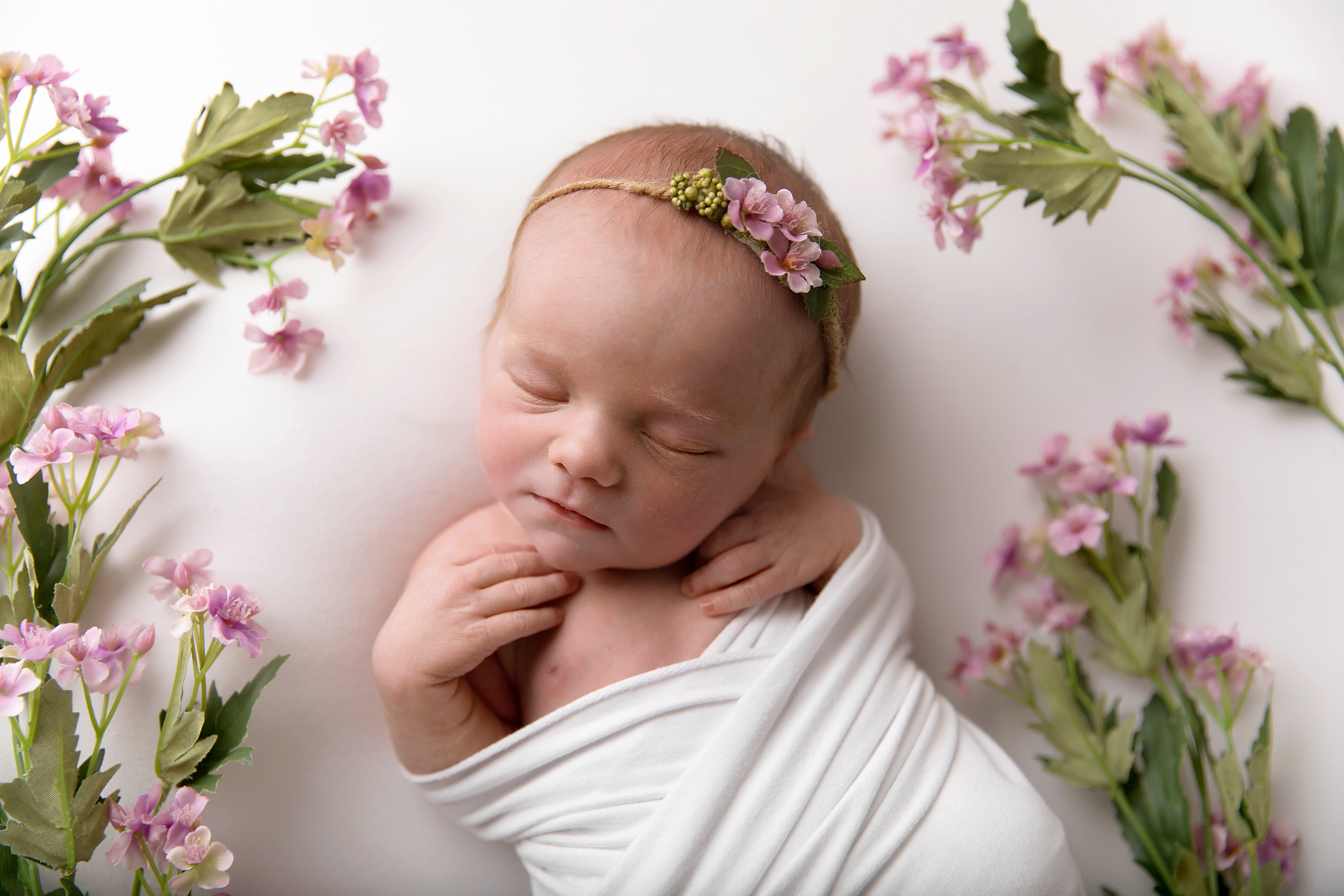 Newborn photographer Telford
