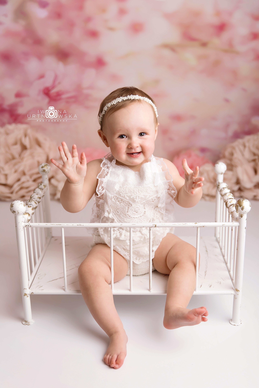 Gorgeous baby Mila