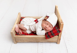 Shropshire newborn photo