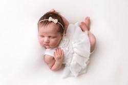 Newborn baby girlorn baby girl