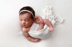 Newborn baby photographer Telford