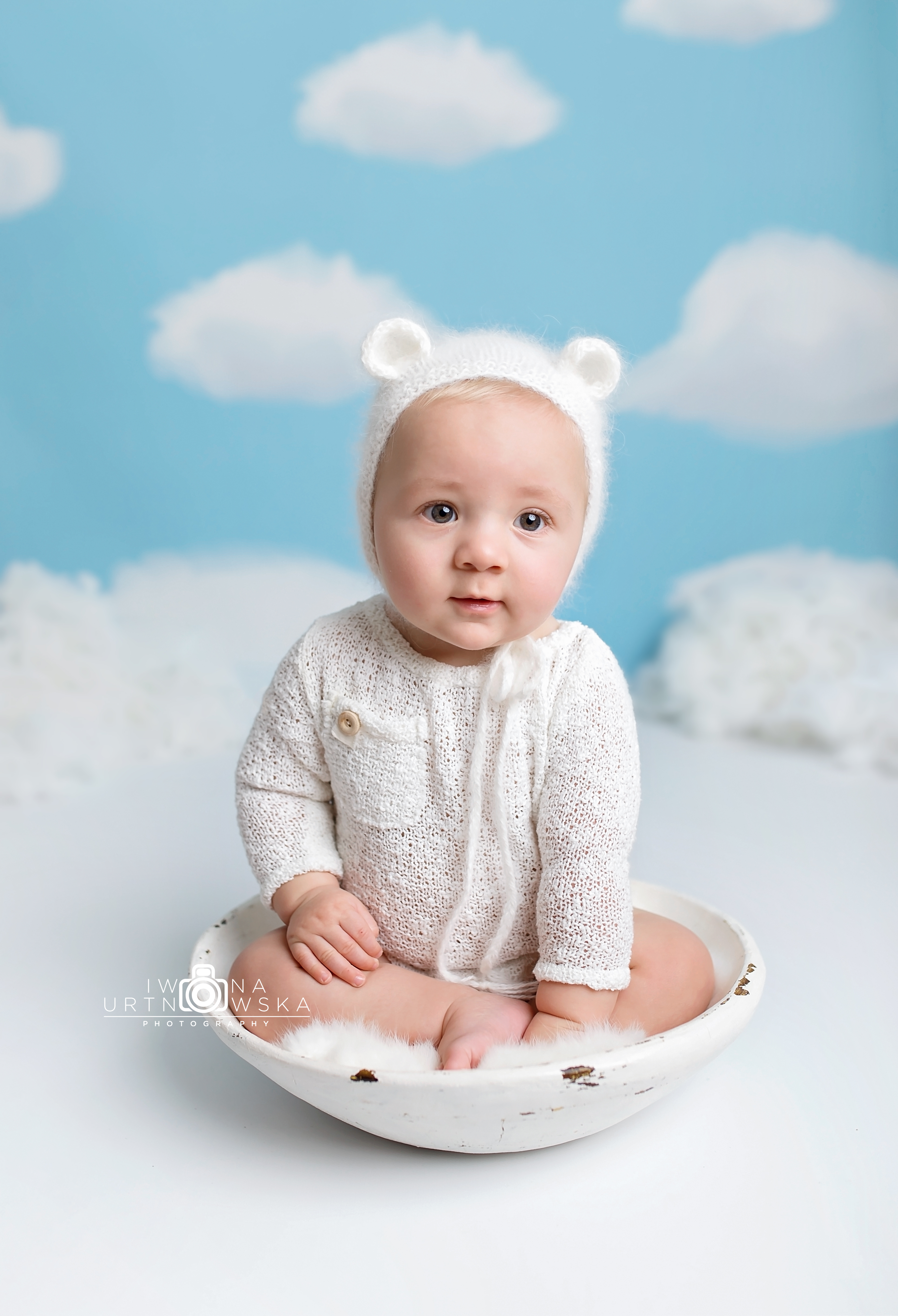 Photo session for babies Telford