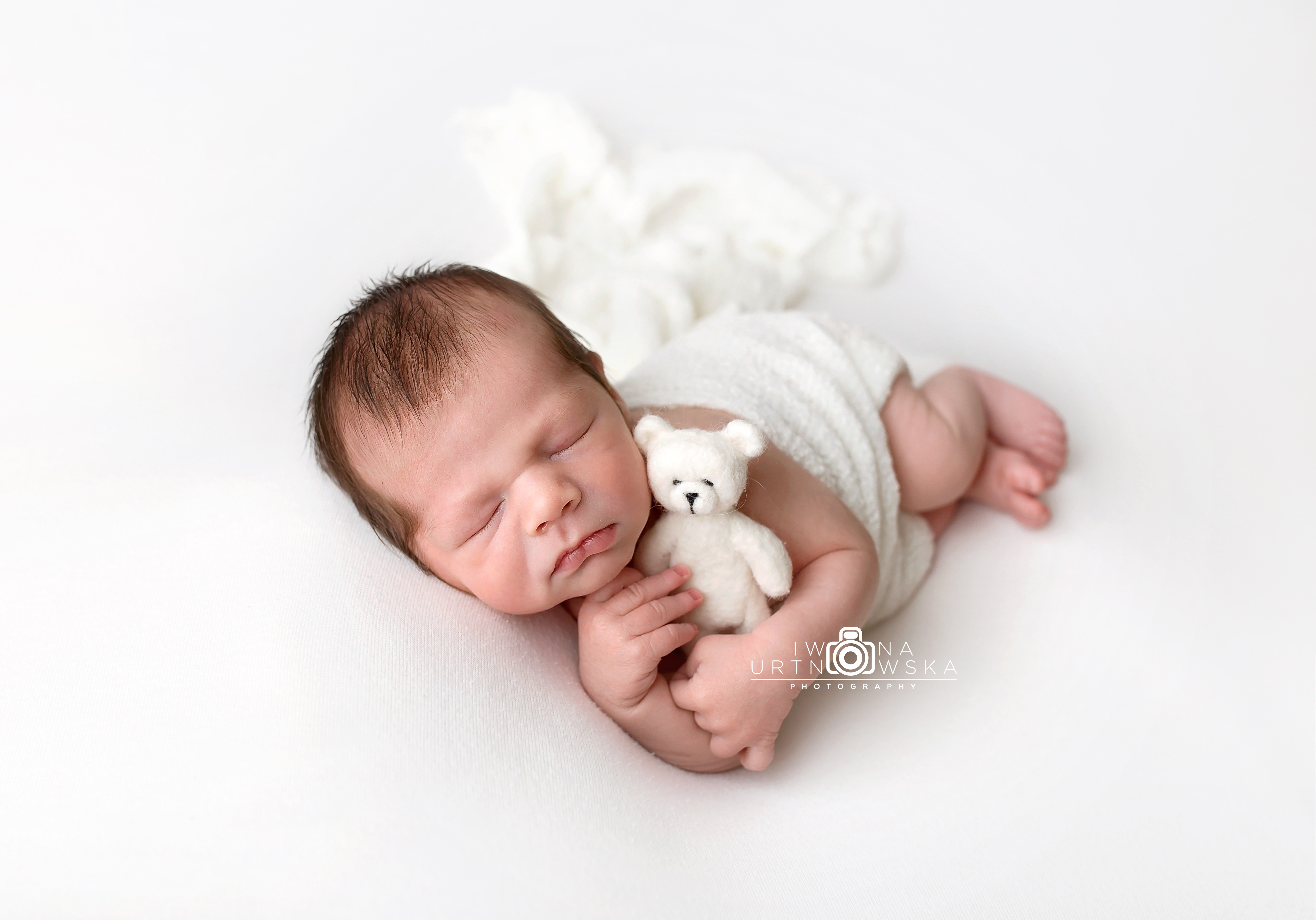 Baby boy photo session Telford