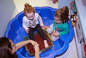 Occupational Therapy - Sensory Integration (OT - SI)