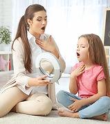 Fluency Disorders (stuttering)