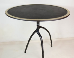 SAUVAGE Bronze Table