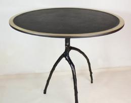 SAUVAGE Bronze Table