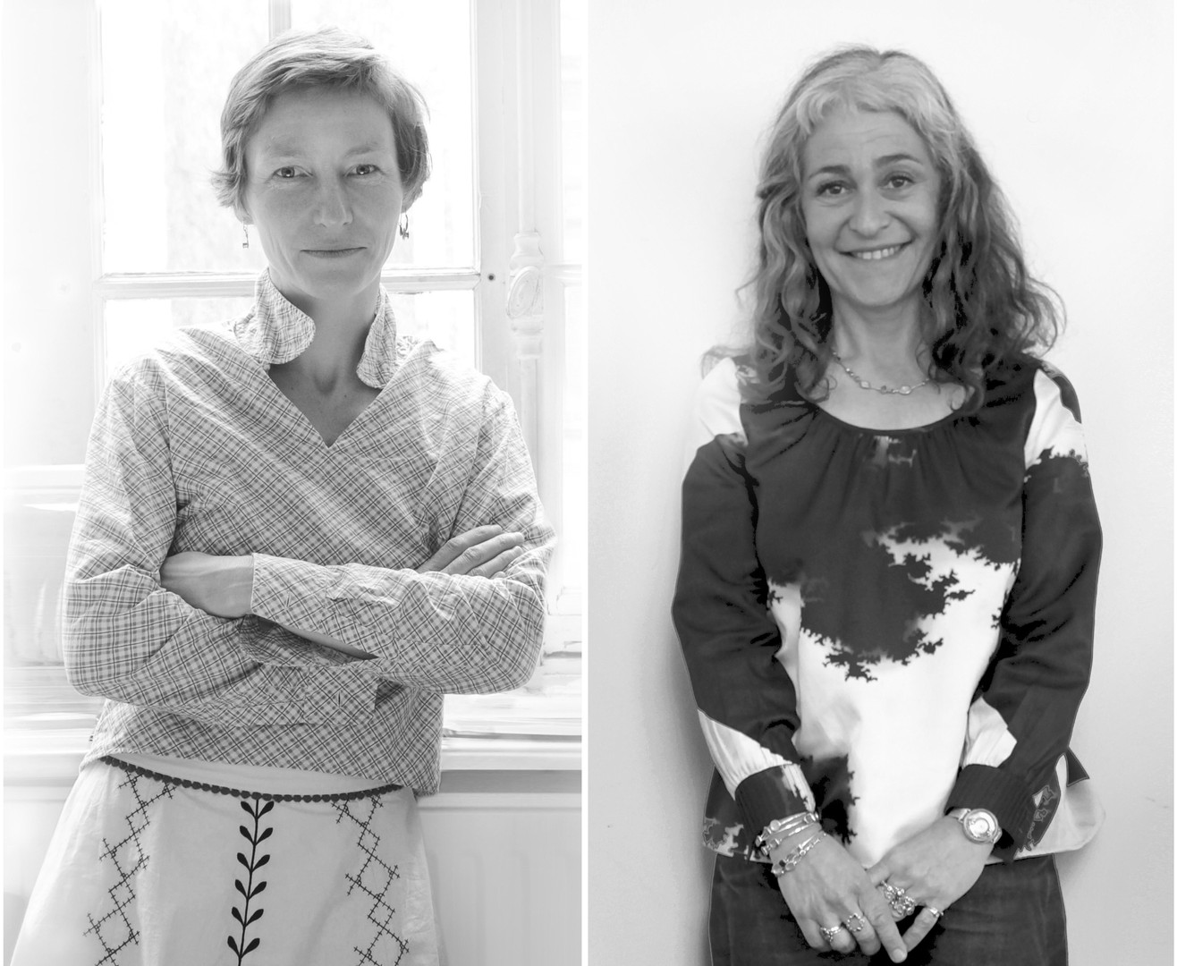 Catherine LEVY & Sigolene PREBOIS