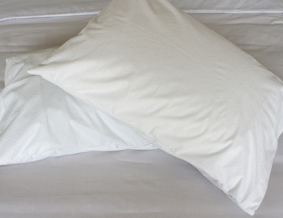 Capas Protetoras PVC para almofadas