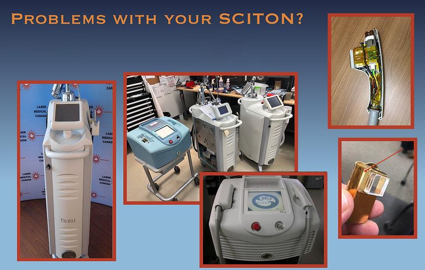 Sciton__Repair_in_Canada_laserMedicalCan