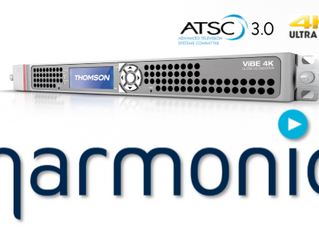 First ATSC 3.0 and 4K HDR Broadcast