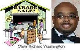 Fall Garage Sale
