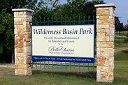 BCA Park Sign
