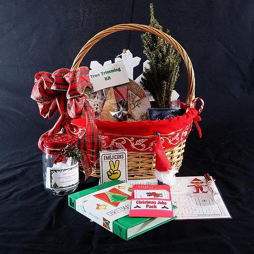 Basket, Family Christmas Eve