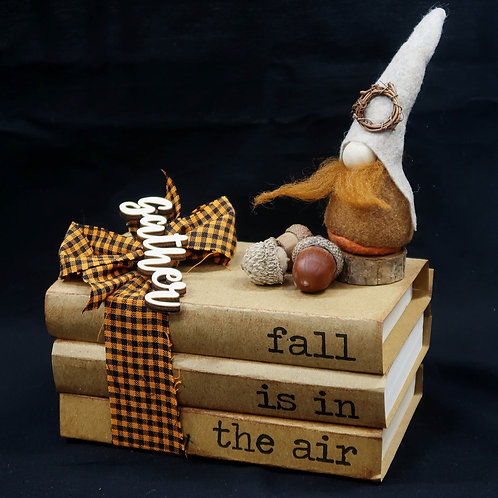 Book Stack Fall is in the Air