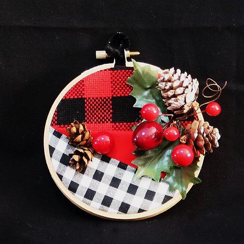 Hoop, Berries (round)