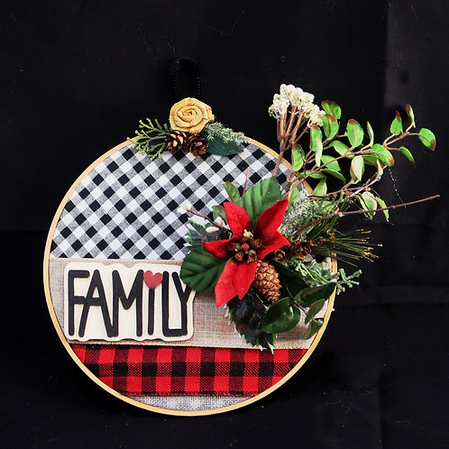 Hoop, Family