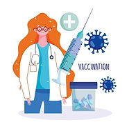 female-physician-with-pills-and-vaccinat