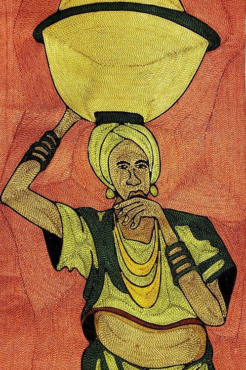 Fulani Mama