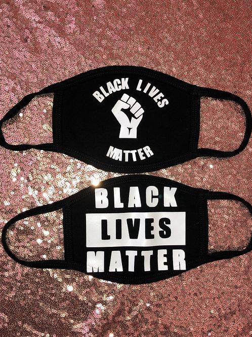 #BlackLivesMatter Face Mask