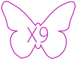 Butterfly X9 Purple.png