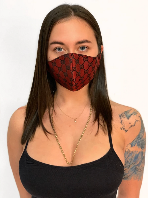 RED 6UCC! - mask