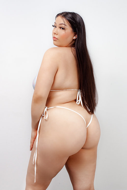 ANGELIC HOLOGRAM - thong bottoms
