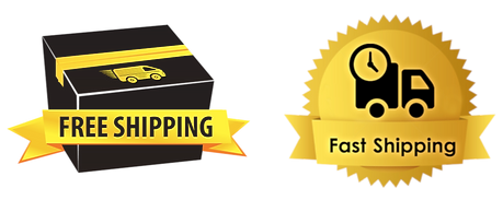 Free Shipping and Fasst Shipping