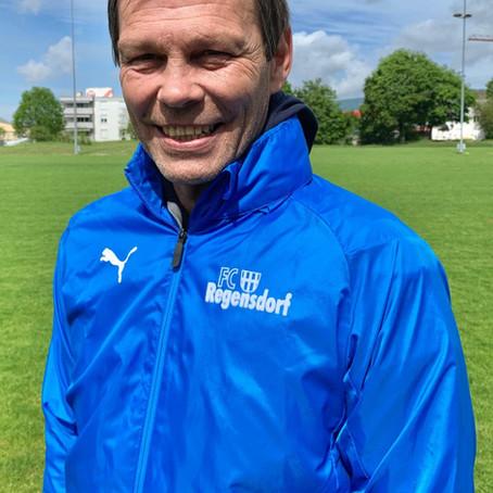 Die 1. Mannschaft des FC Regensdorf hat einen neuen Cheftrainer.
