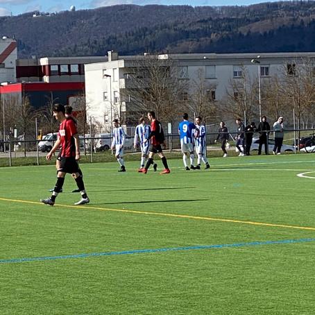 A-Team News: FC Regensdorf - FC Einsiedeln 3:1