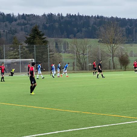 A-Team News: FC Regensdorf - FC Brugg 3:1