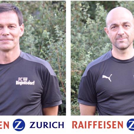 Vorzeitige Vertragsverlängerung mit Beat Studer und Marco Bertozzi