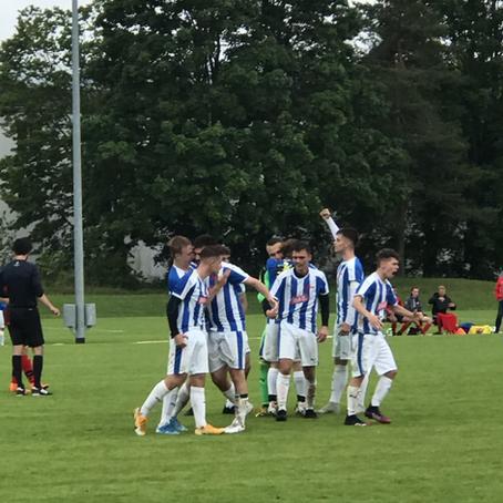 A-Team News: FC Regensdorf - FC Pfäffikon 3:1