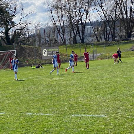 A-Team News: FC Dielsdorf - FC Regensdorf 2:6