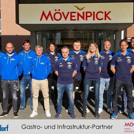Neuer Gastro- und Infrastruktur-Partner