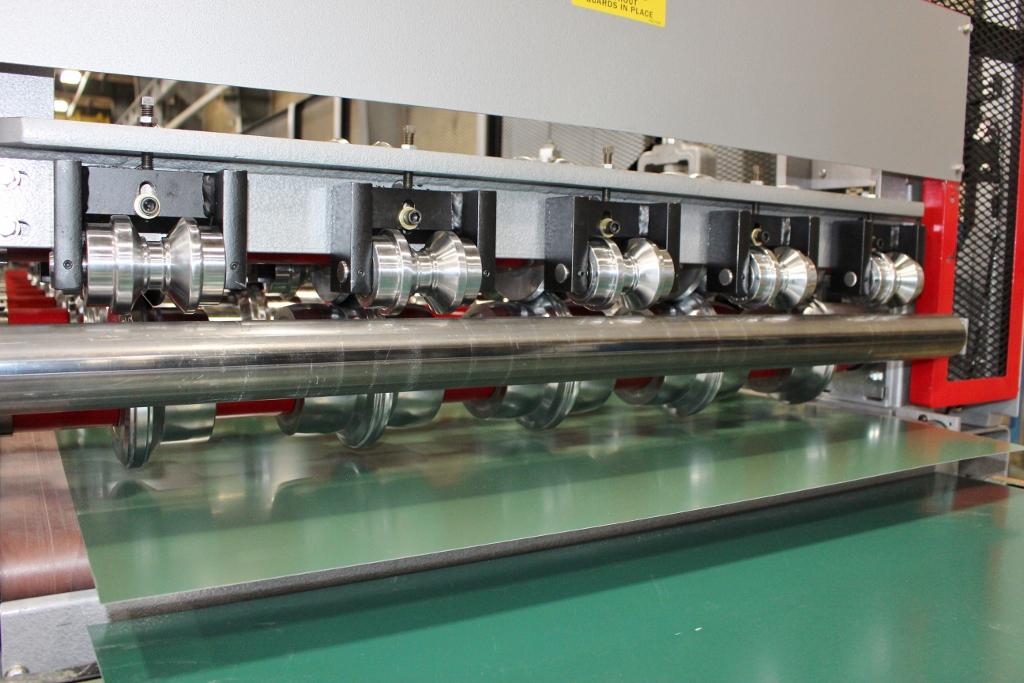 Alpha Series Flat Sheet Production