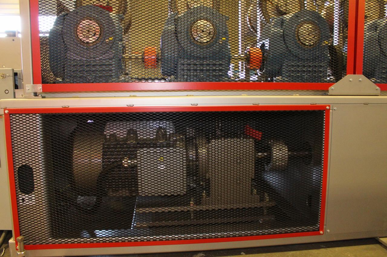 ASC Heavy Duty Angle Rollformer