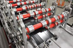 Alpha Series Multi Trim Roll Former